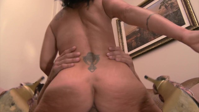 Big Booty Milf Boss Fucks Employee And Gets Face Full of CUM 20