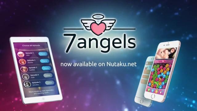 7 Angels Hentai Dating Sim Trailer 24