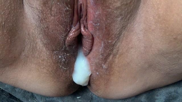 Haarige Muschi Creampie Hd