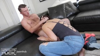 Big Tits Big Ass Gets Fucked By Hot Hairy Otter
