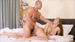 Making stepdad cum 2 times