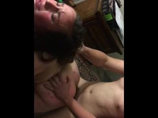 College Hottie Fucks Her Friends Big Cock