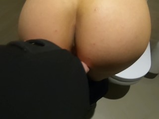 Sex In Public Toilet - LittleDevil4You