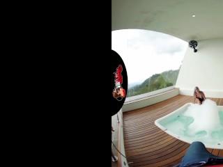 VRLatina.com – Big Tits Latina in 5k VR