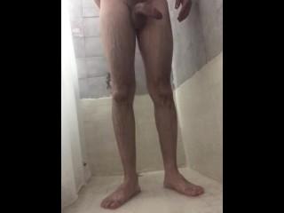 Rica Paja en la ducha