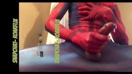 Spiderman Shoots His Web Episode 2