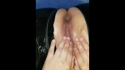 Play with my wet pussy