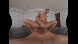 CASEY EVERETT GIVES YOU BIRTHDAY SEX IN VR