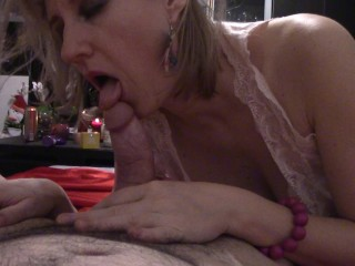 Drunk house wife gets fucked all night when husband is away .