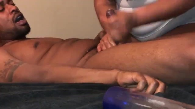 Super Intense Male Orgasm