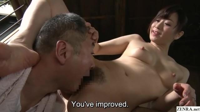 【ヘンリー塚本】「もっとしたいの…ッ!」お風呂でおじさんとお仕置きセックスする柔肌むちむち変態おばさんえろい