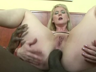 For a real hot milf she need in...