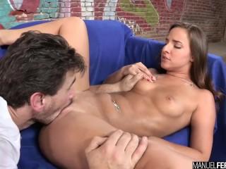 Manuel Ferrara - Amirah Adara Tastes Her Own Ass