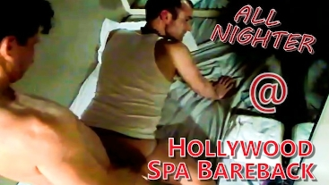 Satyr & I get SLUTTY at Hollywood Spa SEX CLUB