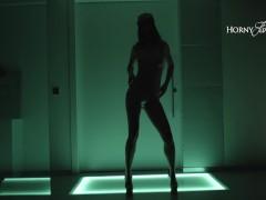 Alexa Tomas sex dance