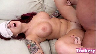 Trickery – Tana Lea is tricked into her first gangbang by her husband