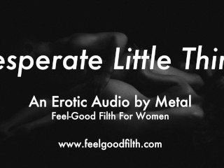 DDLG Role Play: Daddy Won't Let You Cum (Erotic Audio for Women)