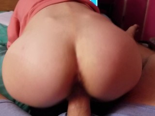 College Girl Wanted Dick Instead of Doing School