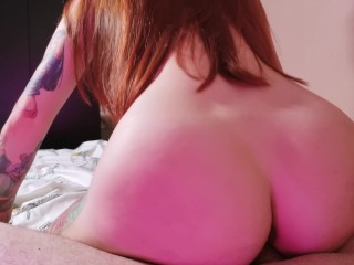 Step sister Redhead Teen ASS! Fucking and cuming in that beauty Pussy!