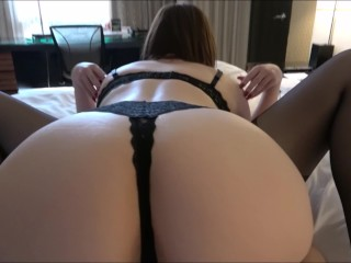 Hot Wife Maitland Ward is cuckolded by lesbian Sovereign Syre
