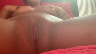 Dirty Talking While Rubbing my Pussy -Loud and Wet Orgasm
