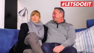 LETSDOEIT - Naughty German Milf Makes a SexTape With Her Husband's Boss