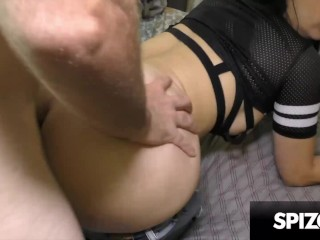 Hot latina bubble butt fucking a huge cock, Valerie Kay – Spizoo