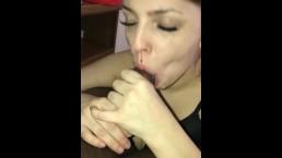 Babe Sucking On My BBC