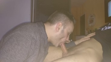 Young Big Dick Sucked