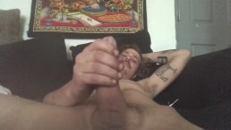 Very relieving load 4 1 hung boy(cumshot closeup)