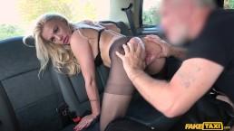 Fake Taxi - Polish blonde escort fucked