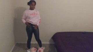 4'11 Cute Teen Fucked - Raw BBC