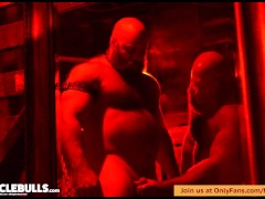 MUSCLE BULLS DUNGEON PLAY SHORT CLIP