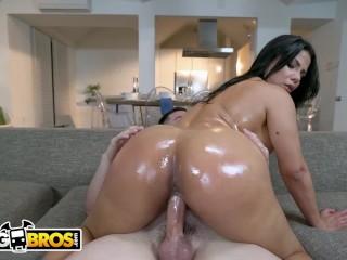 BANGBROS – Venezuelan Babe Rose Monroe Gets Her Big Ass Fucked