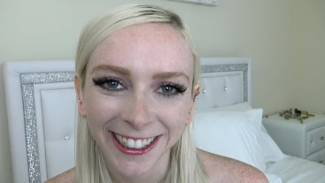 Face Fetish JOI/CEI With Cum Countdown