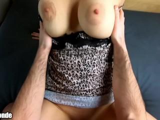 Big tit - he came inside me!