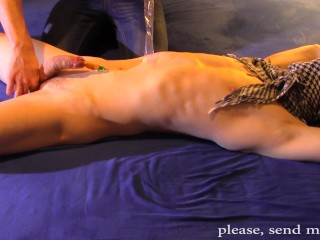 Teen gay slave game with catheter nice slave...