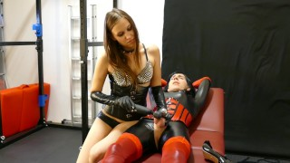 Chastity Mistress Keyholder Femdom Tease Edge Sissy Crossdresser