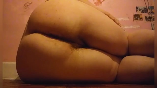 Pissing while laying on my side 19