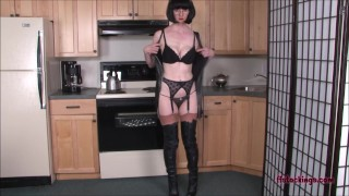 FFstockings – Panties, Stockings and Thigh Hi Leather Boots