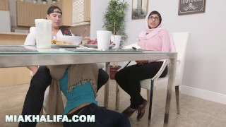 MIA KHALIFA - Brand New Behind The Scenes Outtakes Featuring Julianna Vega