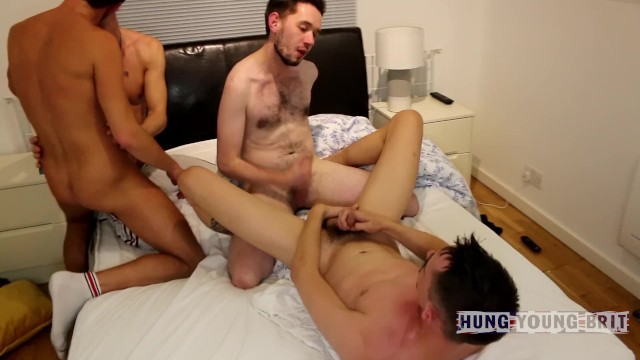 Gay hentai just boys Frenchy sees jays just got proper loaded by that other boy and jumps in