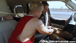 FalconStudios So What Ur Driving!! Let Me Suck Ur Cock, It's Hot!!