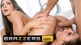BRAZZERS - DEUX HARDEUSES EN EQUIPE CHECHIK/IVY