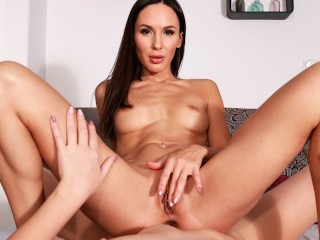 Lilu Moon Teases and Fucks Amaris in her Massage Parlour