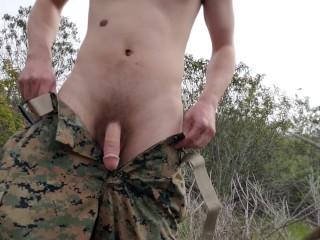 Stripping field...