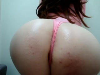 BONUS VIDEO 3:PINK OUTFIT ON MY BIG FAT BUTT.