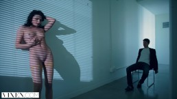 VIXEN Adria Rae Leaves Her Mark On Her Man