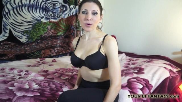 Bisexual POV And Femdom Threesome Porn