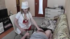 boss secretary. massage prostate